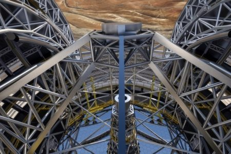 Drive Technology for the World's Largest Telescope by Physik Instrumente