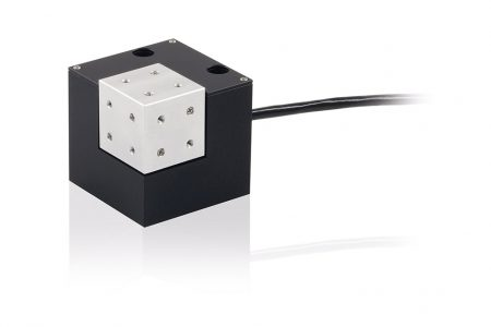 The Smallest Parallel-Kinematic Piezo System