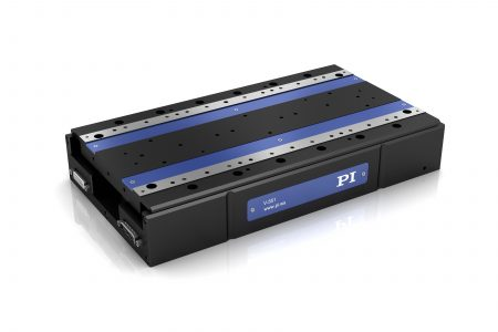 Fast Linear Stage with Nanometer Resolution