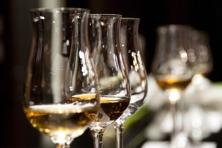 Decoding Dangerous Drinks with a Spectral Sensor