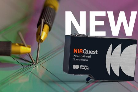 High-sensitivity NIRQuest+ Spectrometers